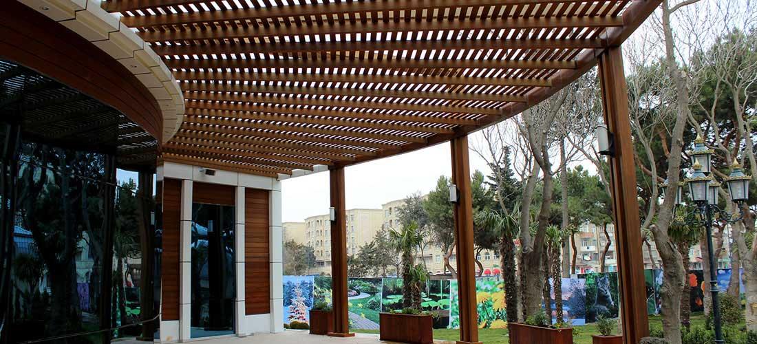 Technowood Lebanon Pergola