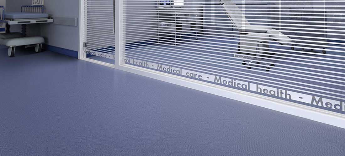 Vinyl Flooring Healthcare