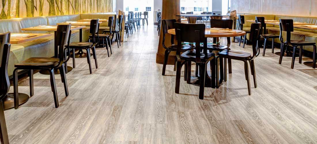 Vinyl Flooring Residential Restaurant & Hotels