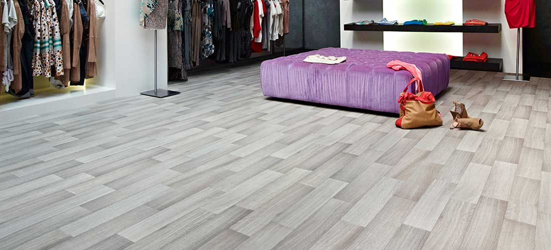 Vinyl Flooring Retail Shop
