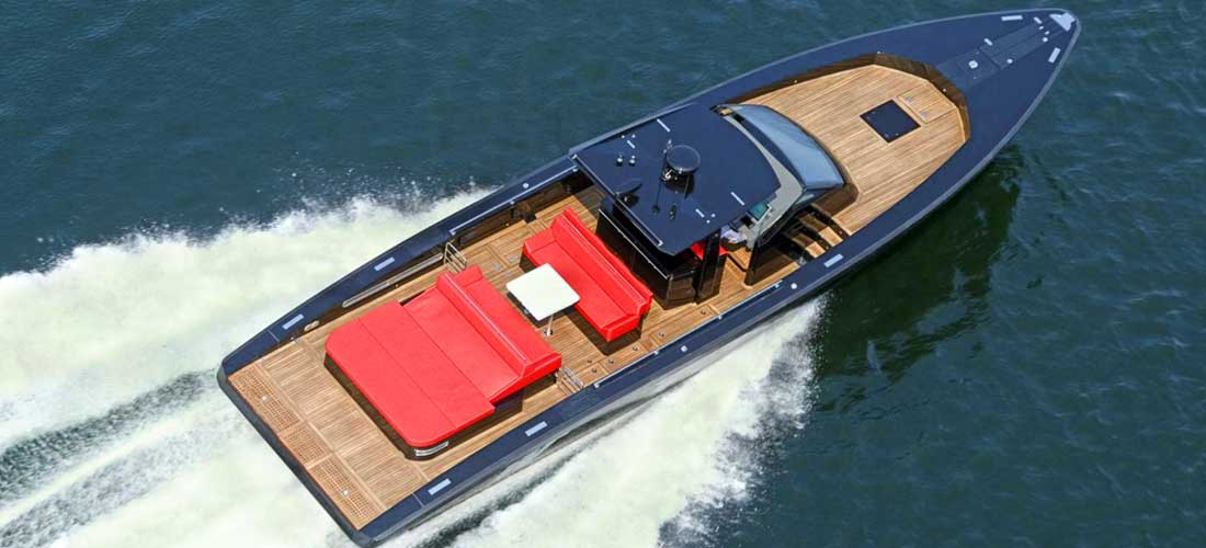 Kebony Lebanon Yacht Decking