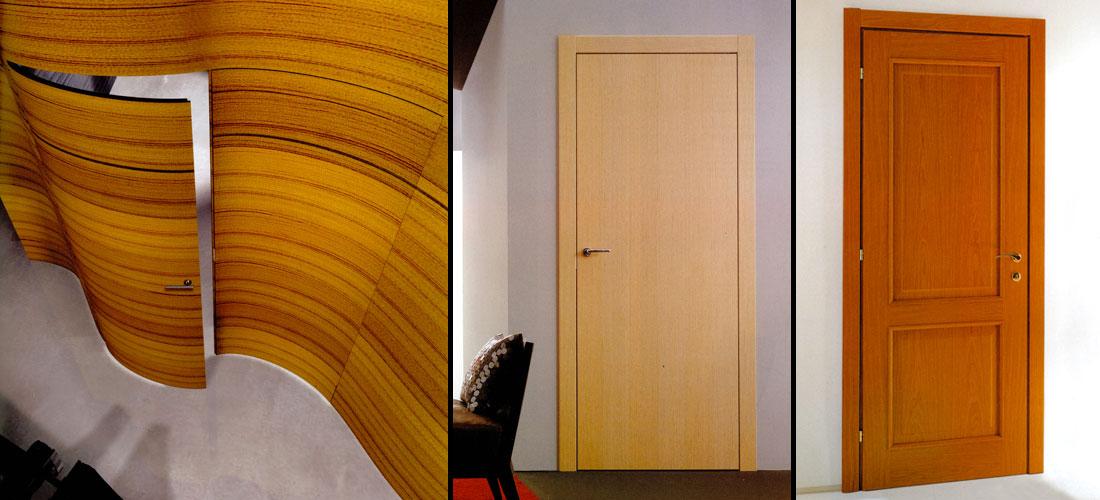 Dyed Veneer Doors