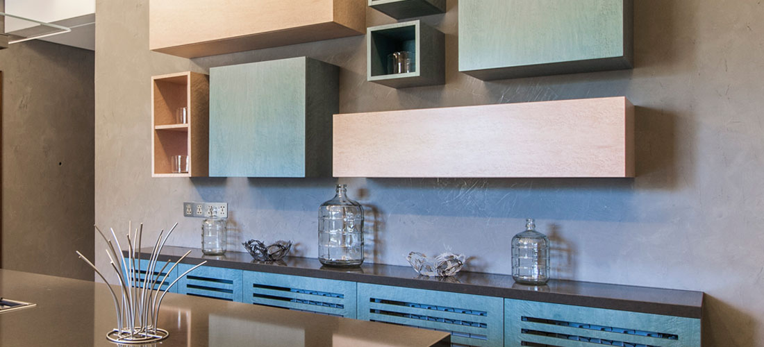 Dyed Venner kitchen