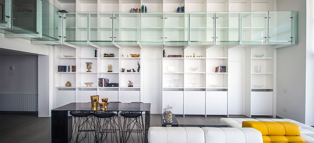 Wardrobe Lebanon bookshelf library
