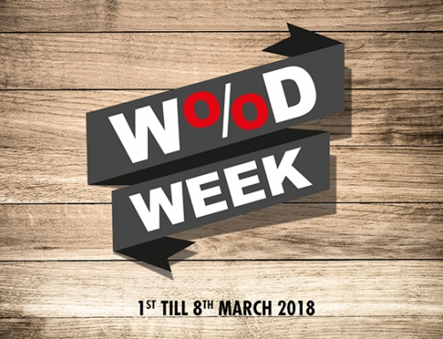 "Don't Miss the""Wood Week""!"